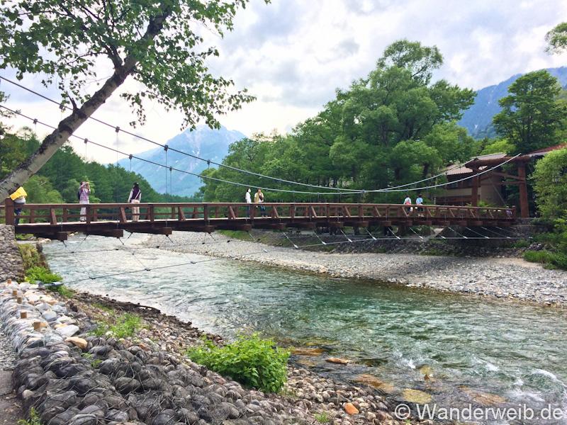 Kamikochi Wanderung