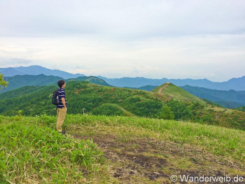 Meshimoriyama Wanderung