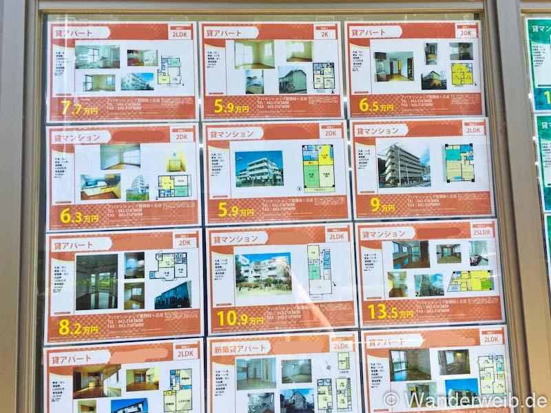 tipps so findest du eine wohnung in tokyo osaka kyoto japan wanderweib. Black Bedroom Furniture Sets. Home Design Ideas
