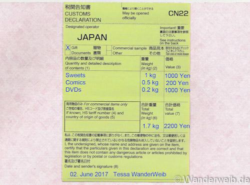 Tipps Japan Post So Verschickst Du Pakete Von Japan Nach