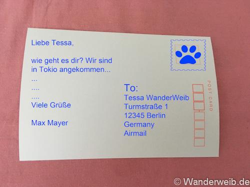 Richtig Briefe Schreiben Post : Tipps japan post so verschickst du postkarten von