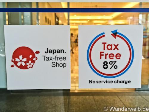 Tipps Tax Free In Japan Wie Du Gunstig Einkaufen Kannst Wanderweib