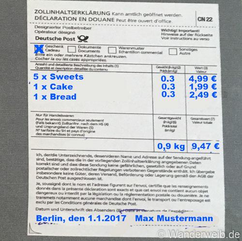 Tipps Deutsche Post So Verschickst Du Günstig Von Deutschland Nach